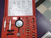 PITTSBURGH AUTOMOTIVE FUEL INJECTION PRESSURE TEST KIT, LIKE  NEW CONDITION.